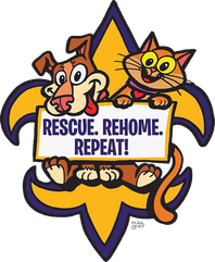 RESCUE REHOME REPEAT OF SOUTH LOUISIANA
